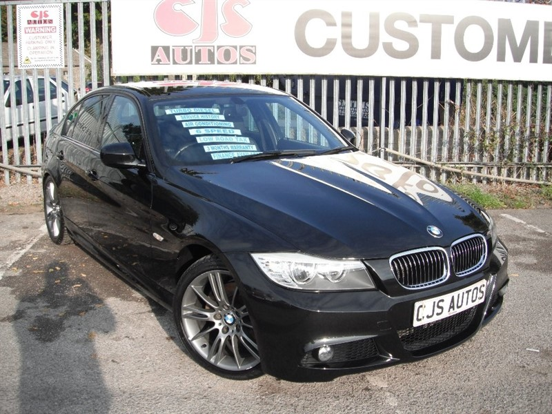 used BMW 320d 3 Series Sport Plus 4dr in Bedminster-Bristol