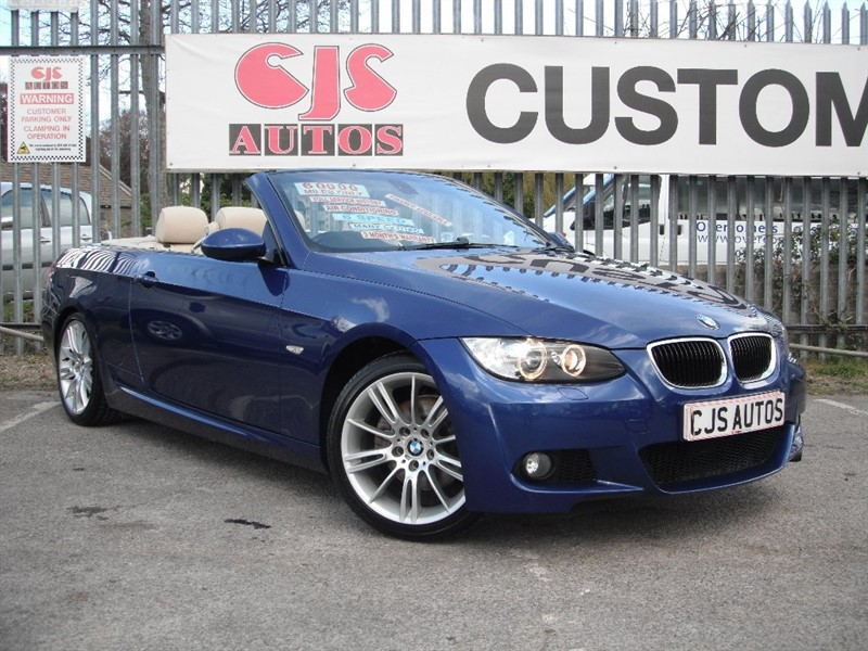 used BMW 320i 3 Series M Sport 2dr in Bedminster-Bristol