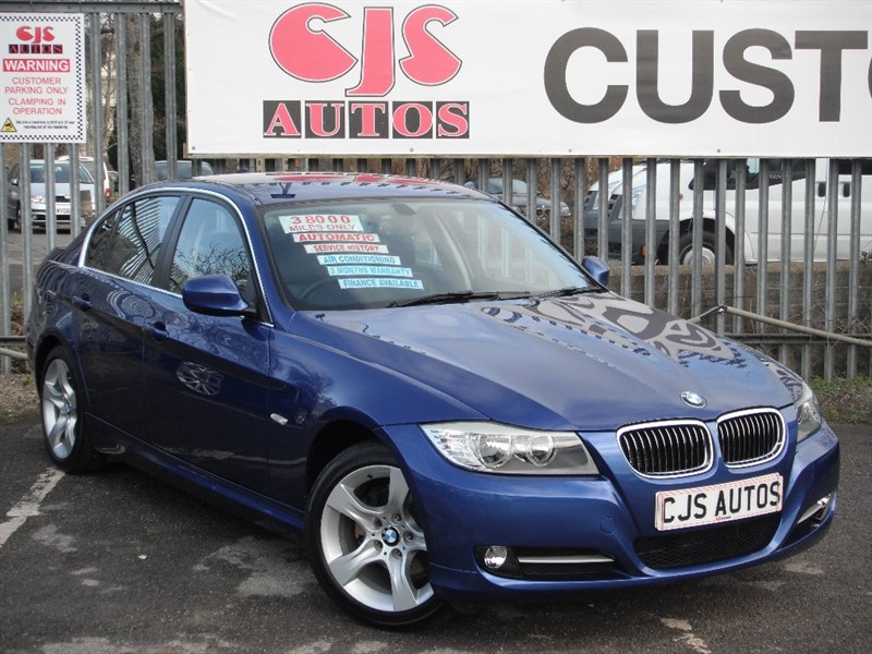 used BMW 320i 3 Series Exclusive 4dr in Bedminster-Bristol