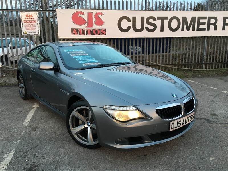 used BMW 635d 6 Series Sport Auto 2dr in Bedminster-Bristol