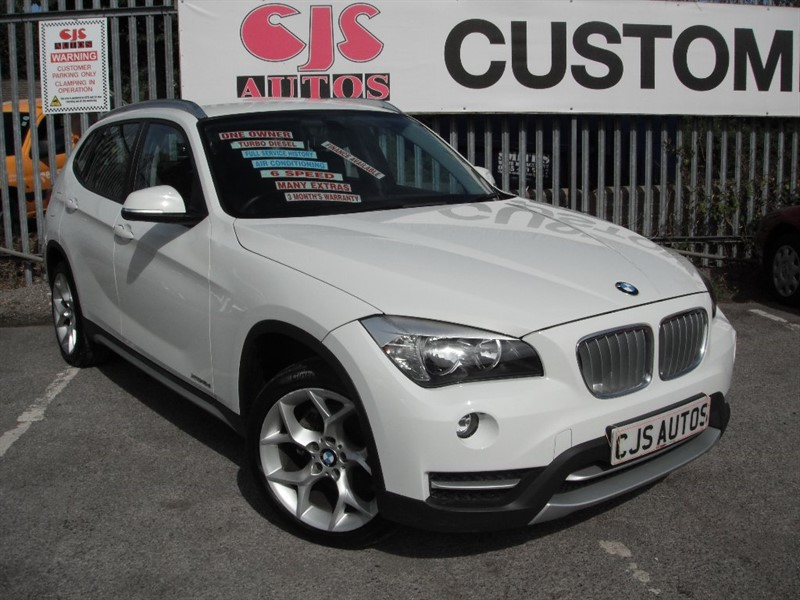 used BMW X1 18d xLine xDrive 5dr in Bedminster-Bristol