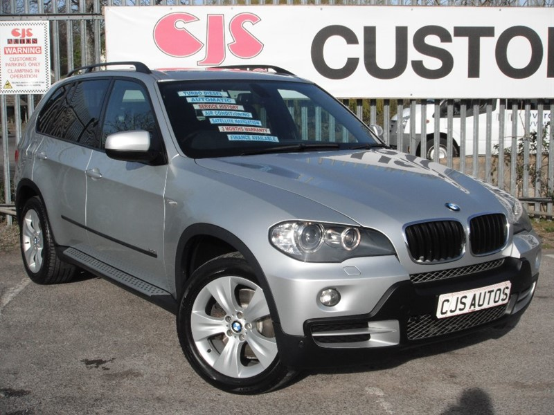 used BMW X5 30d SE 5dr in Bedminster-Bristol