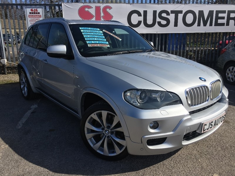 used BMW X5 30sd M Sport 5dr in Bedminster-Bristol