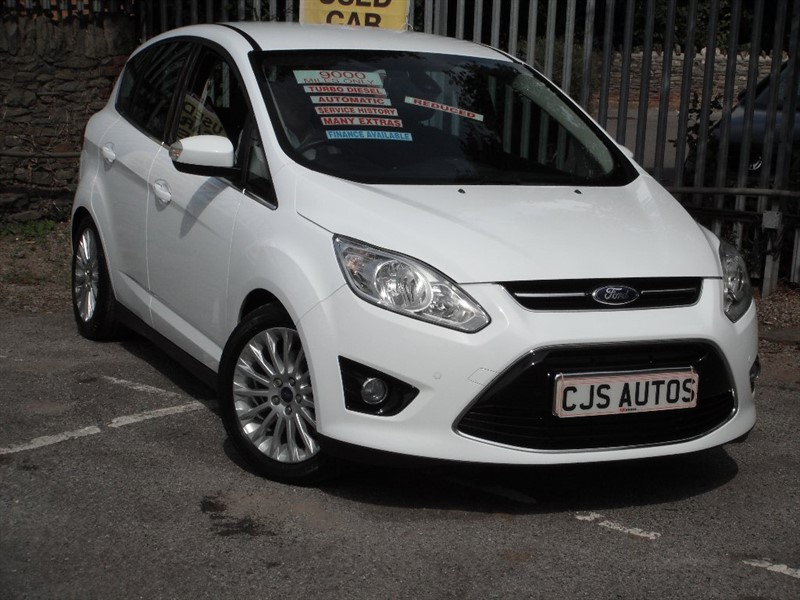 used Ford C-Max TDCi Titanium Powershift 5dr in Bedminster-Bristol
