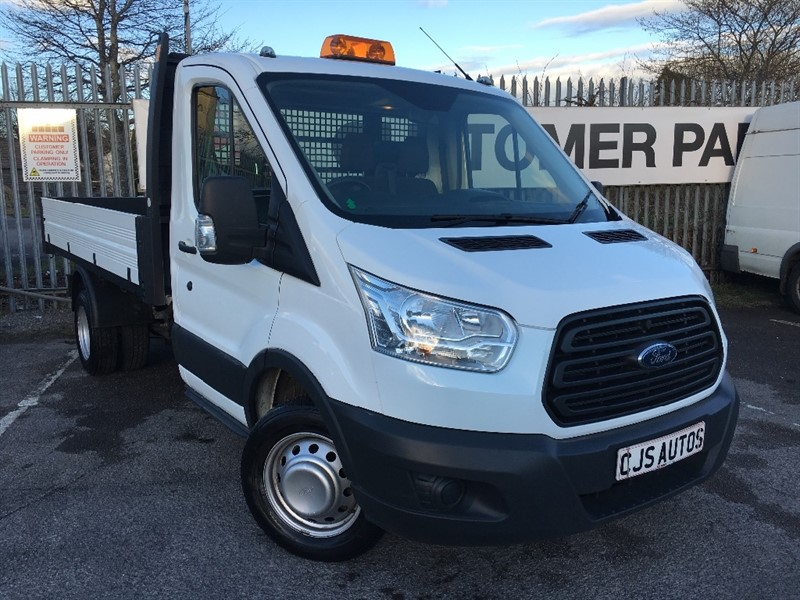 used Ford Transit TDCi 350 L2H1 HD 1-Way Tipper RWD 2dr in Bedminster-Bristol