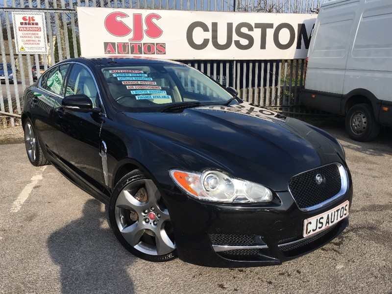 used Jaguar XF TD V6 S Portfolio 4dr in Bedminster-Bristol