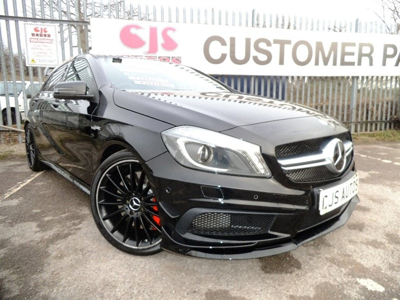used Mercedes A45 AMG A Class Premium Speedshift DCT 4-MATIC 5dr (start/stop) in Bedminster-Bristol
