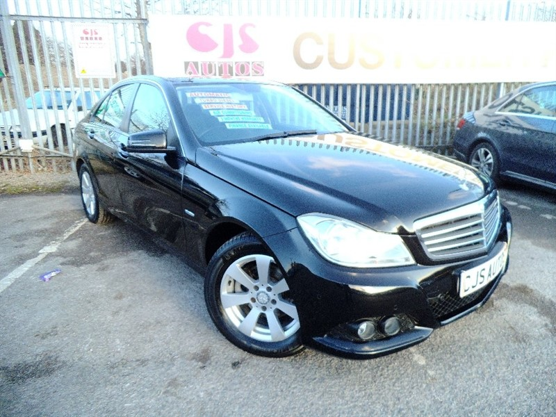 used Mercedes C200 C Class CDI BlueEFFICIENCY SE 7G-Tronic 4dr in Bedminster-Bristol