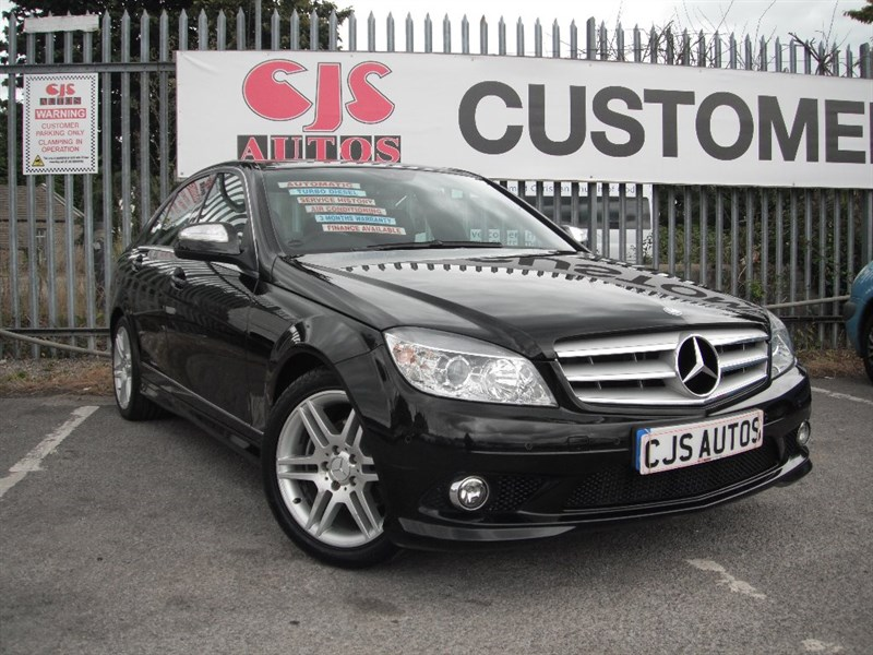 used Mercedes C220 C Class CDI Sport 4dr in Bedminster-Bristol