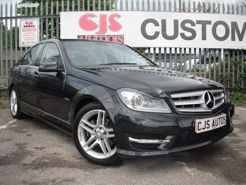 used Mercedes C250 C Class CDI BlueEFFICIENCY Sport 7G-Tronic 4dr in Bedminster-Bristol