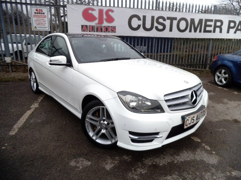used Mercedes C350 C Class CDI AMG Sport 7G-Tronic Plus 4dr in Bedminster-Bristol