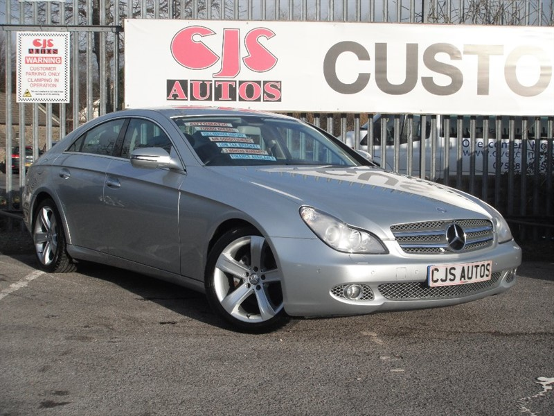 used Mercedes CLS320 CDI CLS 7G-Tronic 4dr in Bedminster-Bristol
