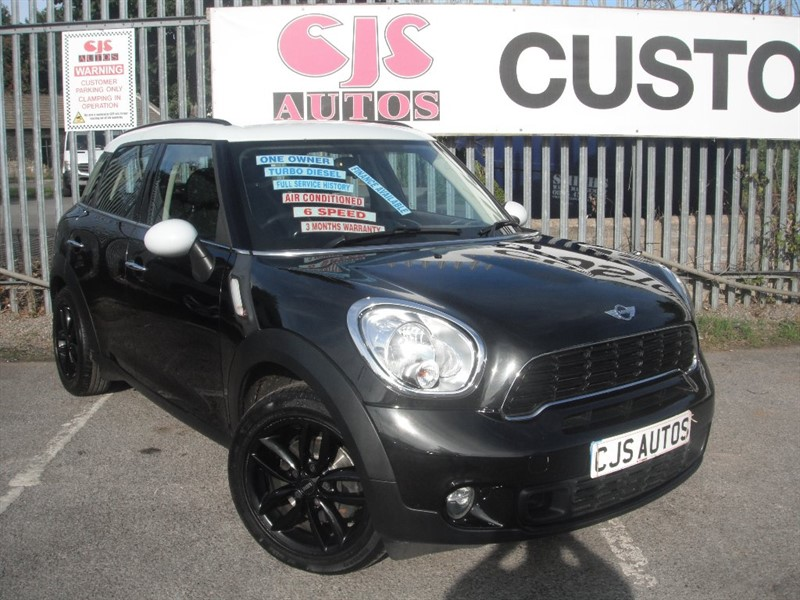 used MINI Countryman Cooper SD 5dr in Bedminster-Bristol