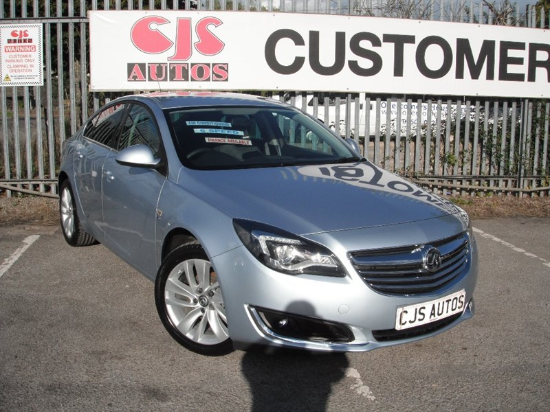 used Vauxhall Insignia i SRi 5dr in Bedminster-Bristol