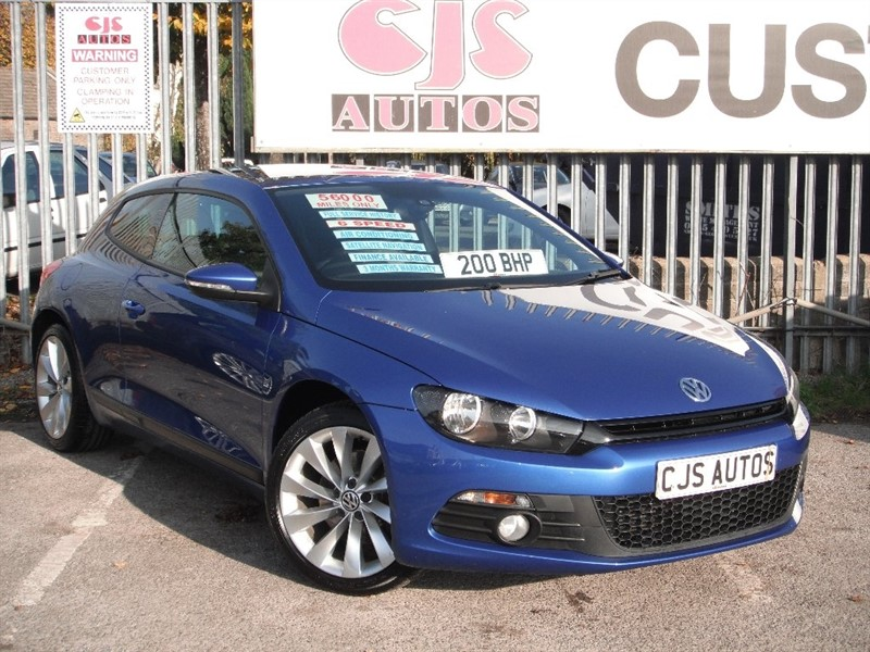 used VW Scirocco TSI GT 3dr in Bedminster-Bristol
