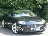 Used Jaguar XK V8 Portfolio 2dr Auto with
