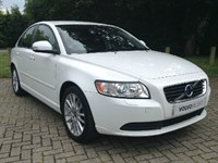 Used Volvo S40 D DRIVe SE LUX 4dr (Start S
