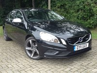 Used Volvo S60 D3 (163) R DESIGN 4dr