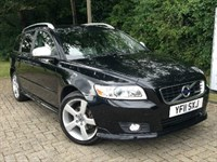 Used Volvo V50 R DESIGN Edition 5dr