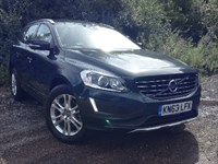 Used Volvo XC60 D4 (163) SE Lux Nav 5dr AWD Ge