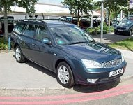 Used Ford Mondeo Estate