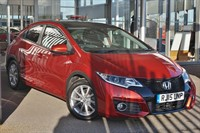 Used Honda Civic i-DTEC SR 5dr