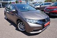 Used Honda Civic i-VTEC EX 5dr Auto