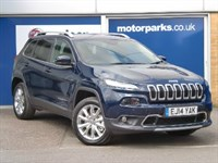 Used Jeep Cherokee CRD (170) Limited 5dr Auto
