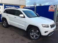 Used Jeep Grand Cherokee MY14 L V6 CRD LIMITED +