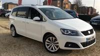 Used SEAT Alhambra TDI CR SE LUX (177) DSG (A