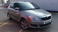 Used Skoda Fabia 12V SE Plus 5dr