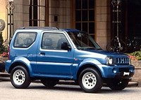 Used Suzuki Jimny SZ4 3dr