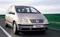 Used VW Sharan SE TD 5dr Auto Clutch Manua