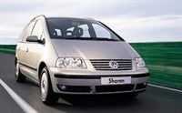 Used VW Sharan SEL TD 5dr Auto Clutch Manu