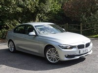 Used BMW 320d 3 Series Luxury 4dr