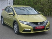 Used Honda Civic i-DTEC SE 5dr