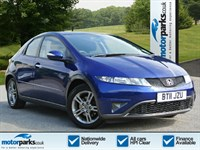 Used Honda Civic 1.4 i-VTEC SE 5dr i-Shift