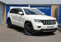 Used Jeep Grand Cherokee CRD S Limited 5dr Auto