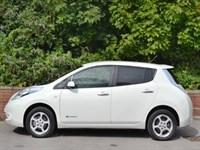 Used Nissan Leaf Acenta
