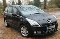 Used Peugeot 5008 HDi 163 Sport 5dr Auto