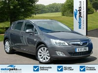 Used Vauxhall Astra CDTi 16V SE 5dr Auto