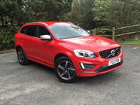 Used Volvo XC60 D4 (181) R DESIGN Lux 5dr