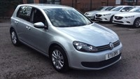 Used VW Golf TDi 105 Match 5dr