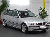 Used BMW 320i 3 SERIES SE 5dr Auto Lady Owner. Good condition