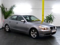 Used BMW 530i 5 SERIES SE 4dr TWO OWNERS FSH