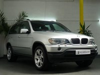 Used BMW X5 3.0d Sport 5dr Auto FSH, LEATHER INTERIOR
