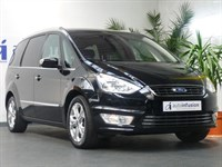 Used Ford Galaxy TDCi 140 Titanium 5dr ONE OWNER, FSH