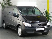 Used Mercedes Vito 111 CDI EXTRA LONG TRAVELINER LWB 9 SEAT