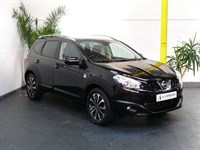 Used Nissan Qashqai+2 dCi N-Tec 5dr 4WD Auto ONE OWNER FSH