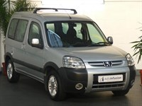 Used Peugeot Partner Combi HDi Escapade 5dr TWO OWNERS FSH